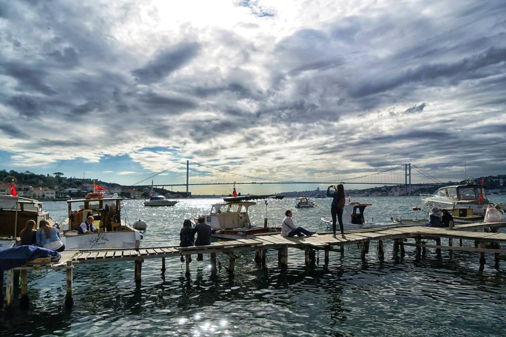 1. İzzet Keribar Boğaziçi Fotoğraf Kupası Birincilik Ödülü Canan Erenmemişoğlu