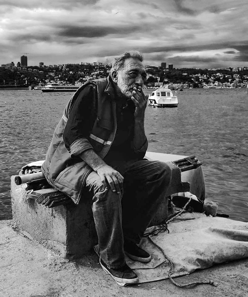 1. İzzet Keribar Boğaziçi Fotoğraf Kupası Mansiyon Ödülü Oğuz Büyükyıldırım
